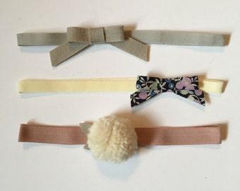 Rifle print headband