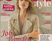 Burda Style (World of Fashion) January 2017 45 Patterns and Variations