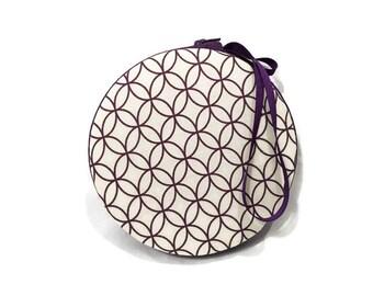 Geometric Macaron Wristlet Clutch Wallet Large Medium or Small - The Suzy