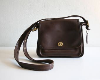Brown Coach Satchel