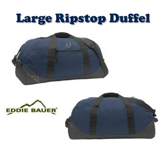 Large Ripstop Duffel