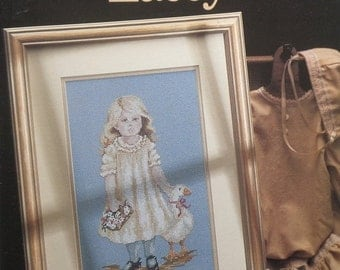 Cross Stitch Pattern Betty W. McCool LACEY By Leisure Arts