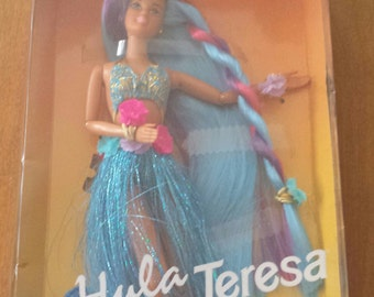 Hula Hair Barbie Doll Teresa Vintage Mattel