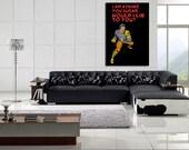 Jack Kirby OMAC-Eurythmic...