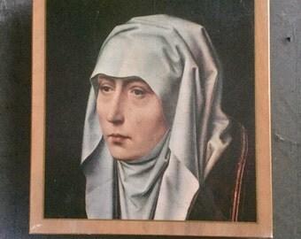 Sad-Eyed Lady of the Lowlands, Vintage Art