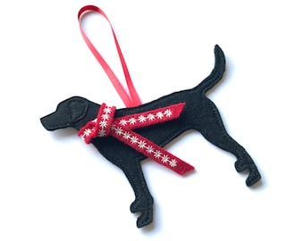 Labrador Dog Christmas Decoration, tree decoration,decoration,
