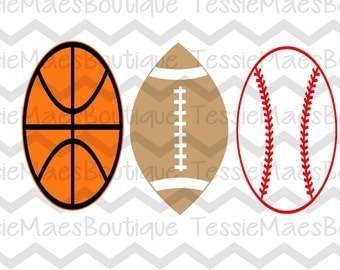 Elbow Patch, Football, Basketball, Baseball, SVG, EPS, DXF, Png, Cutting File, Cuttable, Silhouette, Cricut, TessieMaes