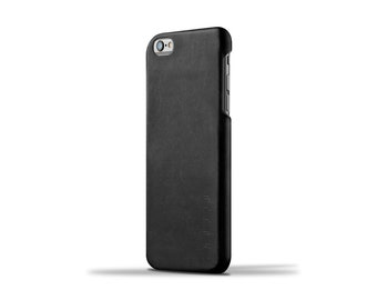 Mujjo Leather Case for iPhone 6(s) Plus - Black