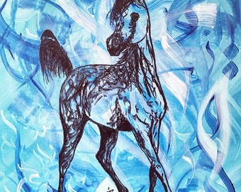 Arabian - Art by Ahmad Abumraighi