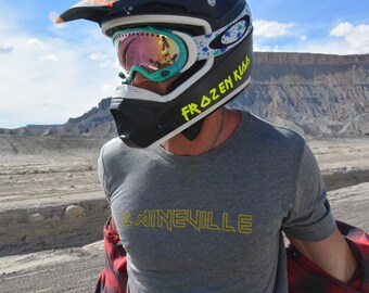 Caineville shirt by Frozen Kiss utah motorcycle