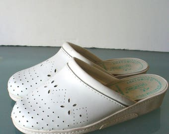 Valentina Anatomic  Clog Made in Italy Size 37