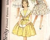 1960s Girl's One Piec...