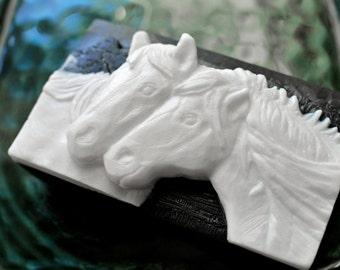 Horse Pair Soap