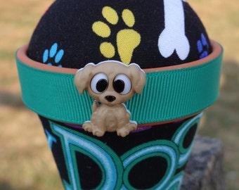 Dog #26: Stick-It-To-Me! Pin Cushion