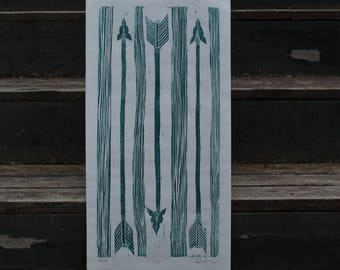 Arrows Print