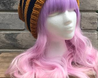 Ravenclaw Slouchy Beanie MADE TO ORDER