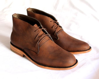 Chukka Boot (Tan)
