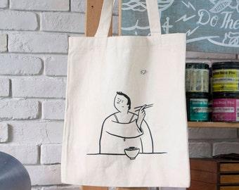 Pesky Fly Tote Bag