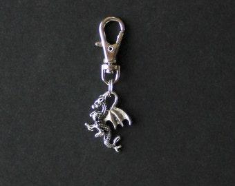 Dragon Zipper Pull (ONE PULL)