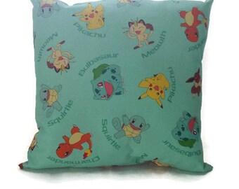 Pokemon decorative pillow