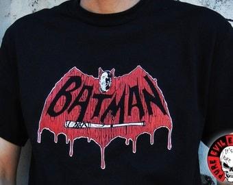 Negan Lucielle batman parody shirt