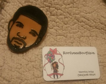 Drake Brooch Or Magnet