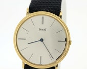 1970s Piaget wrist watch 18K Gold