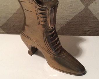 Brass Boot.