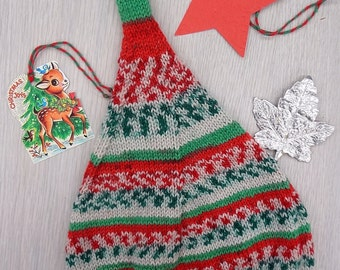 Baby's First Christmas/Elf Hat