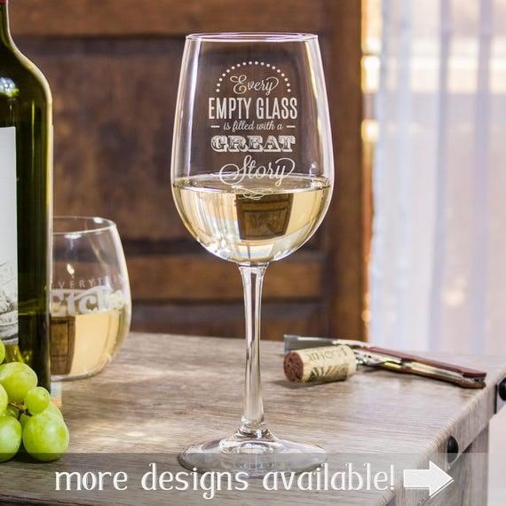 Best gift for mom birthday wine glass housewarming gift for Best wine for housewarming gift