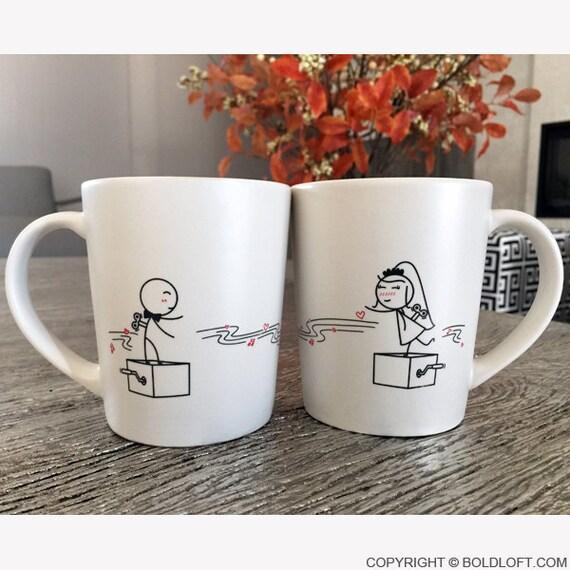 Funny Wedding Gift Wedding Mugs Bridal Shower Gift By BOLDLOFT