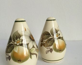 Vintage Salt & Pepper Shakers, Ceramic Shakers