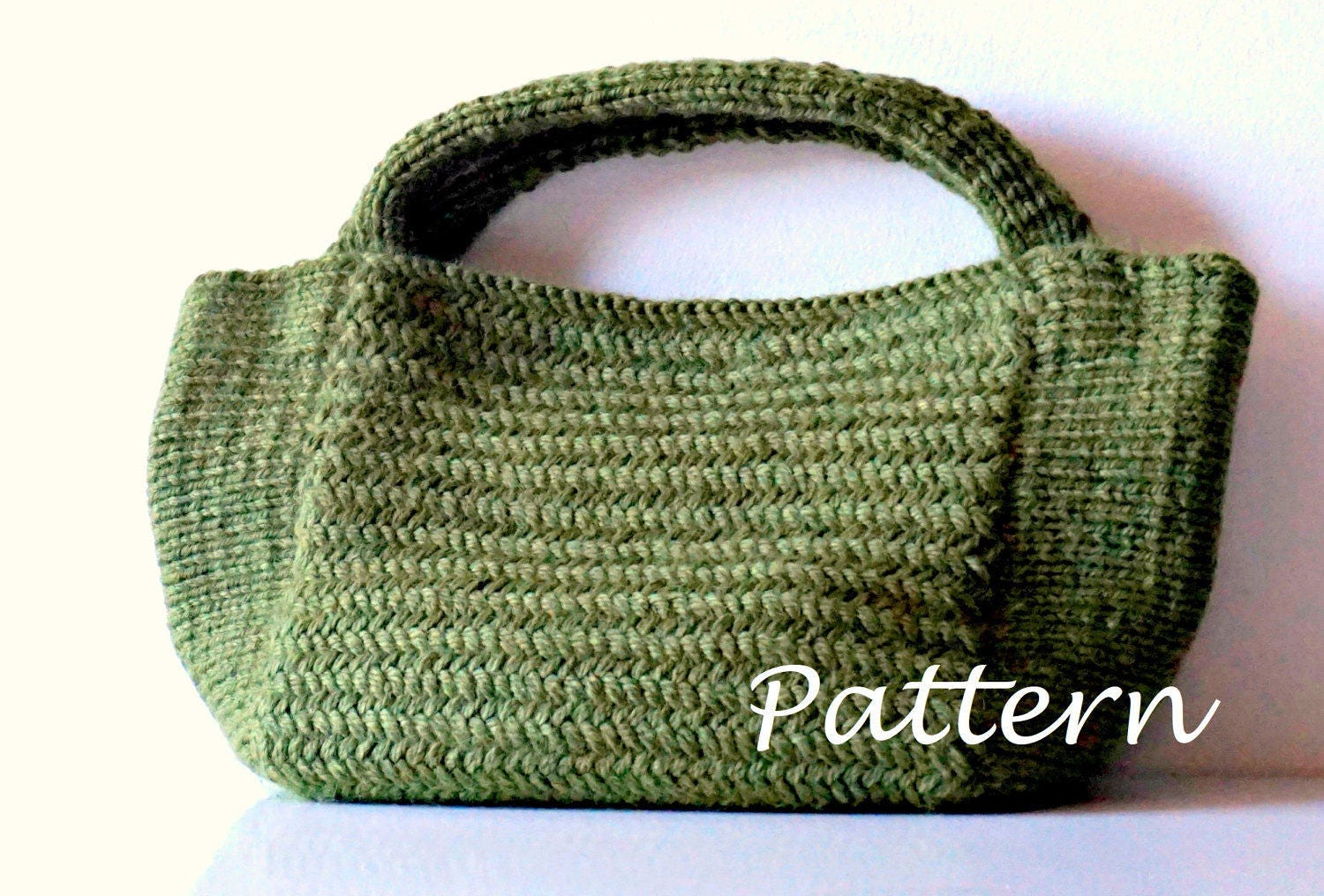 Knitting pattern knitting bag pattern bag making tutorial zoom bankloansurffo Gallery