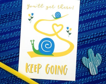 PDF - You'll Get There, Keep Going - *Instant Download*