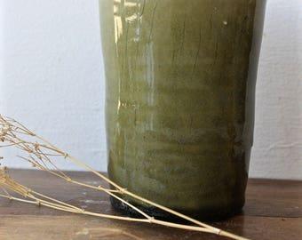 Olive Green Tumbler
