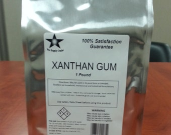 Xanthan Gum 1 Lb Pack w/ Free Shipping!