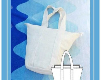 Sewing Pattern: Fun Beach Bag