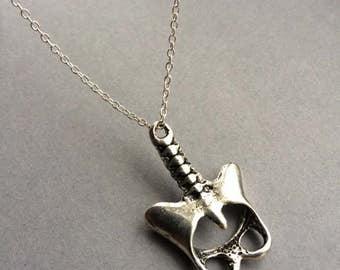 Anatomical Pelvic Necklace, Human Anatomy Necklace, Pelvis Necklace, Gifts For Doctor, Anatomical Anatomy