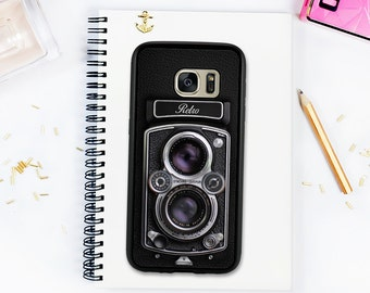 Galaxy S7 Edge Case Old Camera Galaxy S7 Galaxy S6 Galaxy S6 Edge Plus Galaxy S5 Steampunk Vintage Galaxy S8 Galaxy S8 Plus Note 8 Note 5