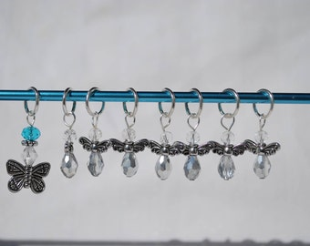 Stitch Markers, Knitting Markers, Snag Free