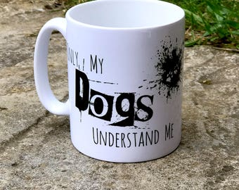 Dog Mug - Frenchie - Pug - Chihuahua - Bulldog - Dog Lover - Pet owner gift