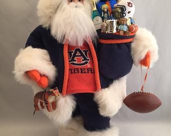 Auburn Santa