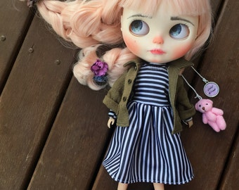 Custom Blythe Dolls For Sale by SALE! Claire OOAK Custom Blythe Art Doll by LittleV&Friends
