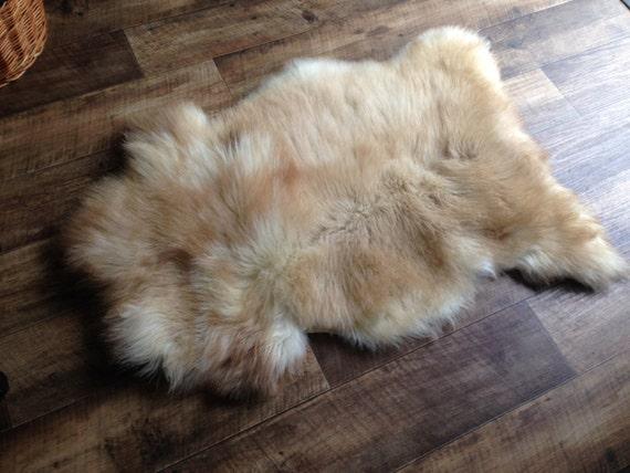 Schaffell Teppich Fell dicke Fleece von McCaffreyIrishStore