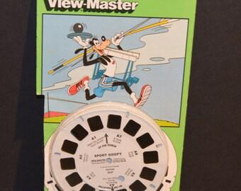 Vintage 3047 View Master Sport Goofy Reels