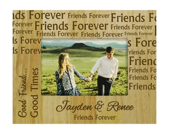 """Shop """"personalized friend gift"""" in Craft Supplies & Tools"""