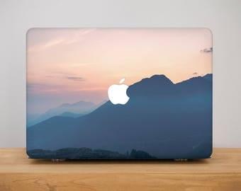 Sunset Macbook Air Case Apple Laptop Case 12 inch Macbook Pro Mountains Case 13 Mac Book Pro 13 2016 Case Air 11 Macbook Pro 15 Cover MB_255