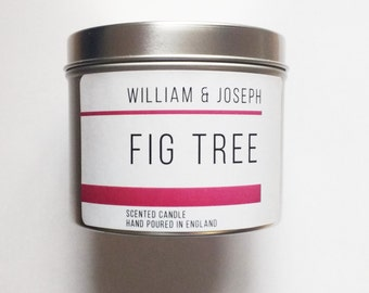 SALE: Fig Tree Scented Candle | Figuiera Candle, Gifts for her, Birthday gift, girlfriend gift, scented candles, housewarming gift