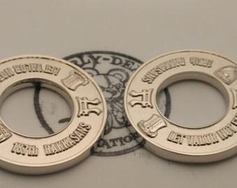 custom made Rakkasan challenge coin