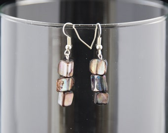 Abalone Shell Dangles
